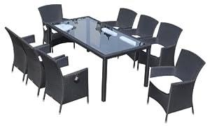gartenm bel outlet ambientehome 63893 sitzgruppe. Black Bedroom Furniture Sets. Home Design Ideas