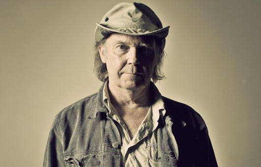 "Neil Young built ""a barn roof"" out of 200,000 copies of Comes A Time - Uncut"
