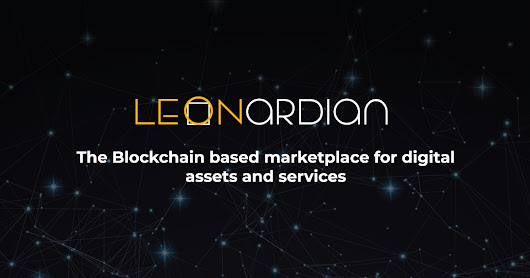 LEONARDIAN - The Blockchain based marketplace for digital assets and services
