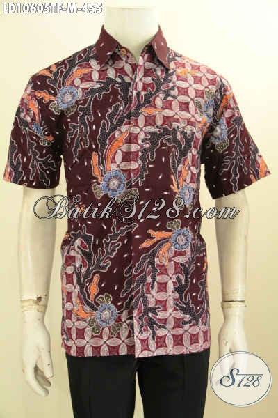 82 Model Baju Batik Laki Laki 2019 Terbaik