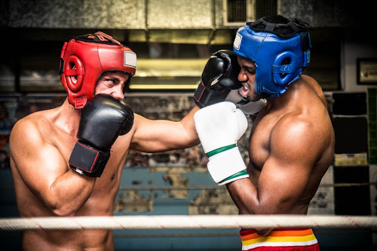 Sparring: What is it and why is it important? - Spartner