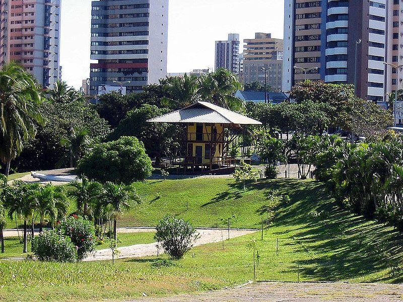 Resultado de imagem para parque do cocó é regulamentado