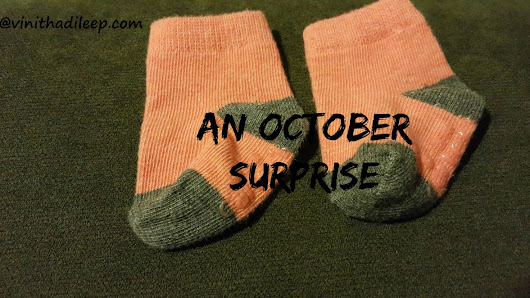 An October Surprise - Reflections..