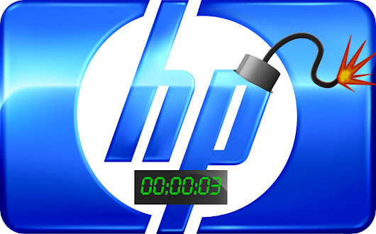 HP detonates its timebomb: printers stop accepting third party ink en masse