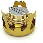 copper alloy portable mini ultra-light spirit burner alcohol stoves
