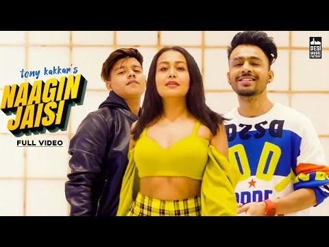 Naagin Jaisi (Title) Lyrics - Naagin Jaisi (2019)- Hindi lyrics of song