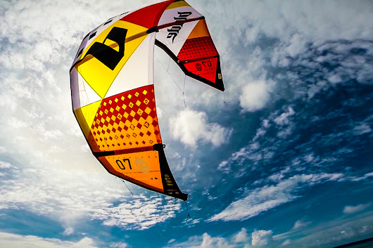 Teaming up with Blade Kiteboarding and Lieuwe Boards