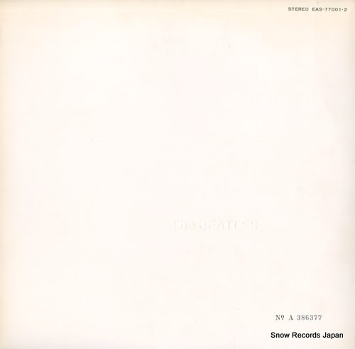 BEATLES, THE white album