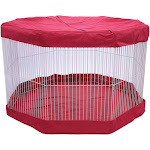 Marshall Mat/Cover for Deluxe 11 Panel Small Animal Play Pen