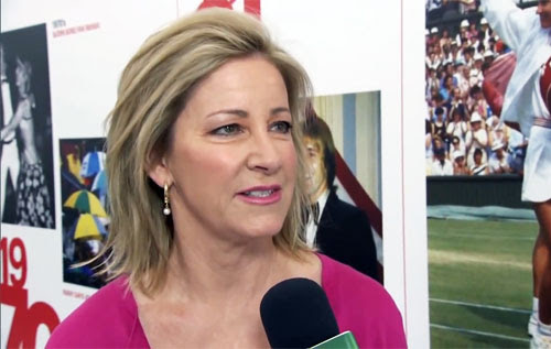 Former Tennis Great Chris Evert to be Keynote Speaker at Canon Solutions America thINK 2016 Conference Oct 10-12 - Sports & Celebrity Newswire