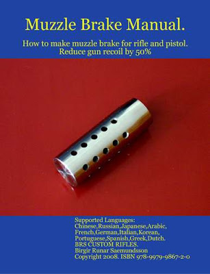 How to make a muzzle brake