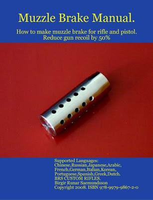 How to make a muzzle brake