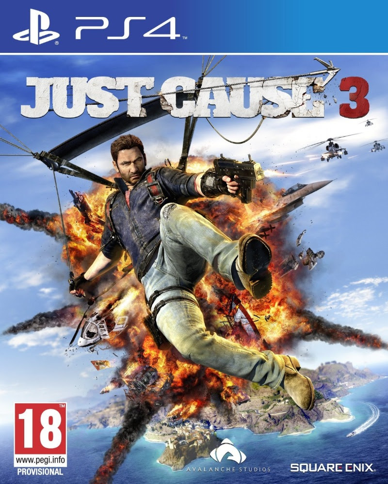 Just Cause 3 Maestrale Map : cause, maestrale, Cause, Nebio, Chart
