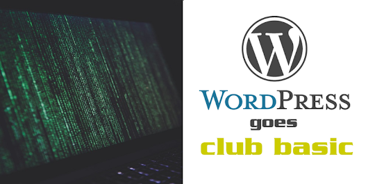 club basic Blog, Wordpress, TYPO3, Sicherheit und News