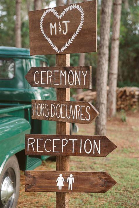 Best 25  Outdoor wedding signs ideas on Pinterest