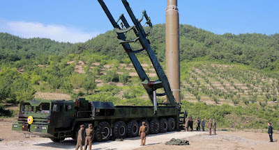 South Korean Media: North Korean Missiles Are On The Move