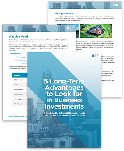 5 Long-Term Advantages to Look for in Business Investments