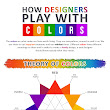 How Designers Play with Colors | eGenieNext Blog