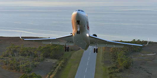 Dassault Reaches New Heights with 2,500th Falcon