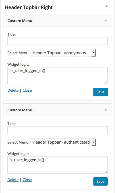 Wp Plugin Widget Logic | Linkloops