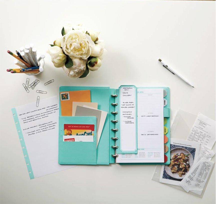 "Martha Stewart on Twitter: ""A Discbound™ notebook makes a great ..."