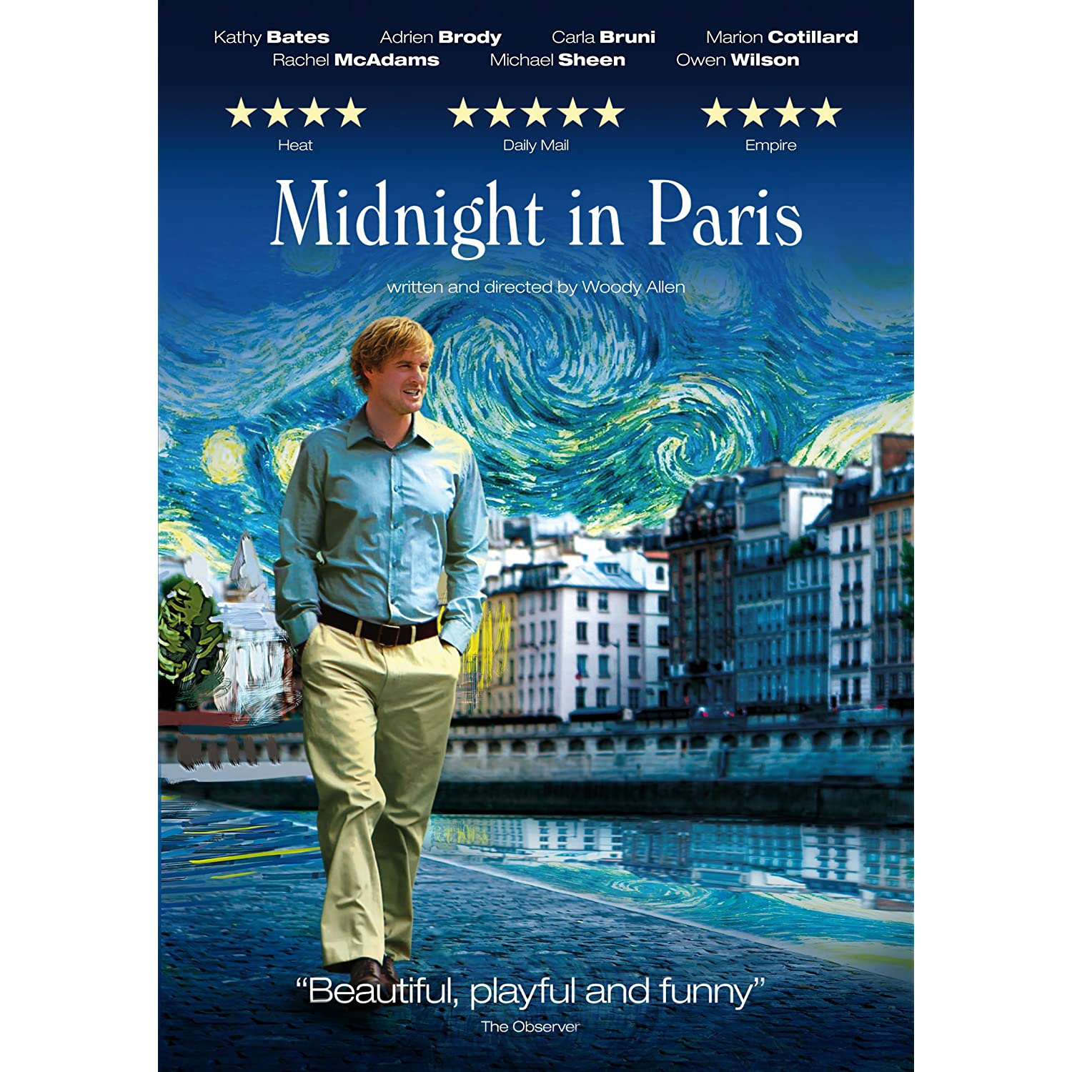 inside the wendy house midnight in paris. Black Bedroom Furniture Sets. Home Design Ideas