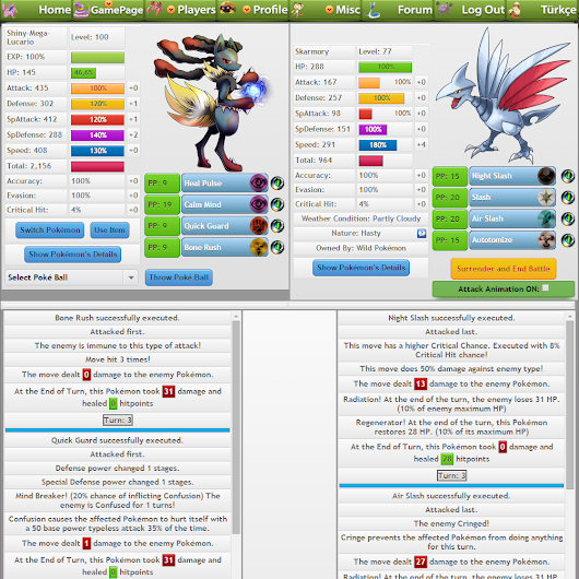 PokemonPets: Online Free MMORPG Game for Pokemon Go Players