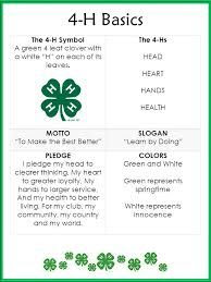 1000+ images about 4-H Ideas on Pinterest | Printable bookmarks ...