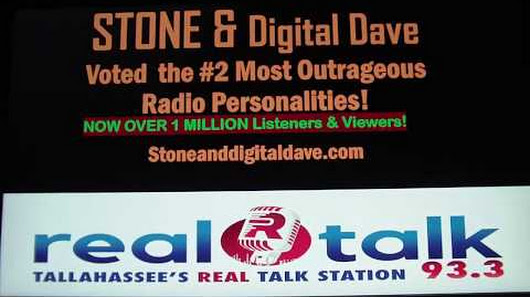 Image result for images of stone and digital dave on real talk fm