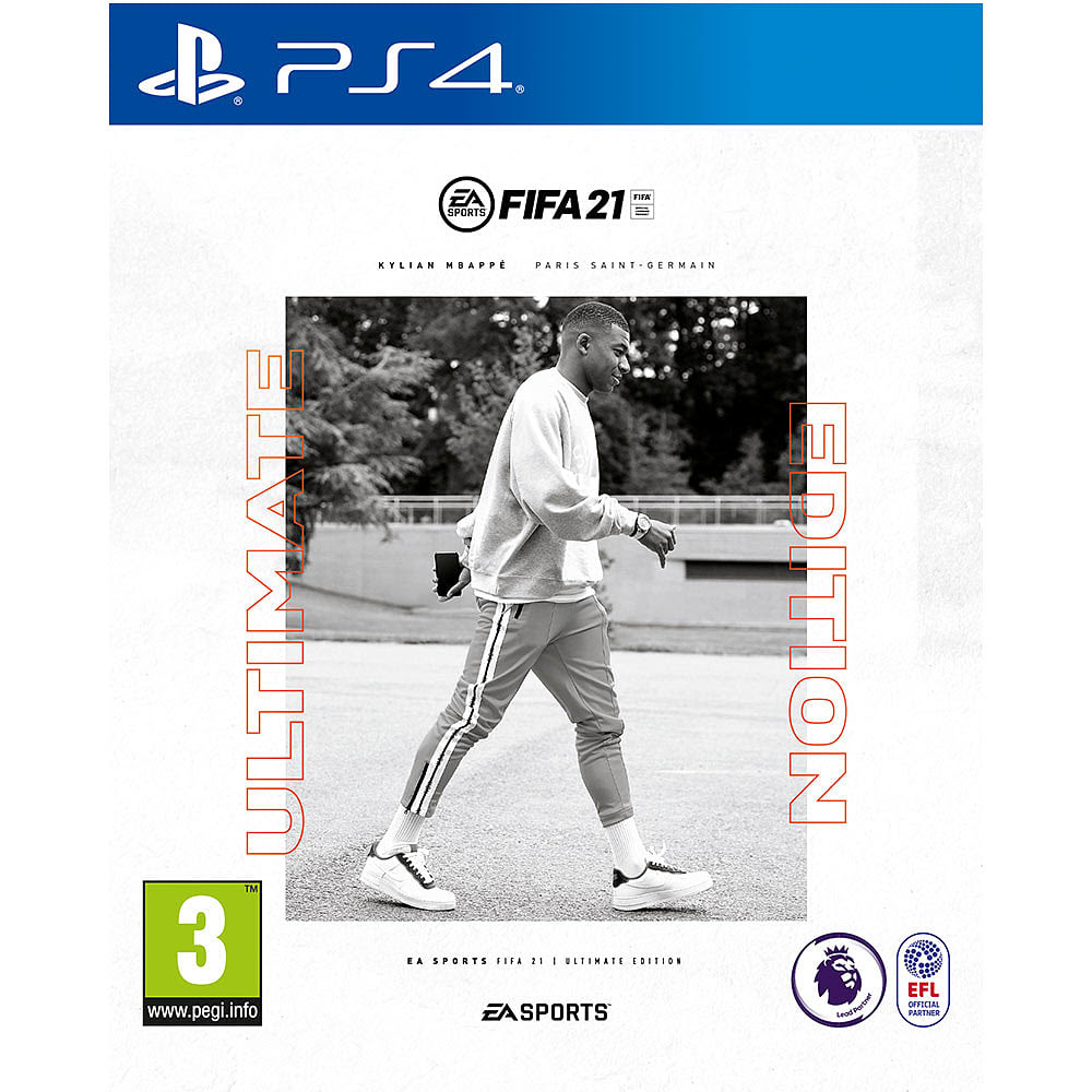 Buy FIFA 21 Ultimate Edition on PlayStation 4 | GAME