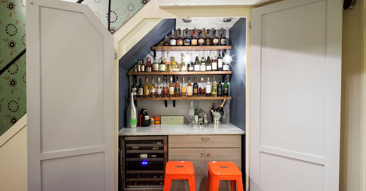 The Closet as Workspace, Bedroom or Bar