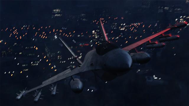 GTA V - Nova imagens reveladas - Fonte: Rockstar Games