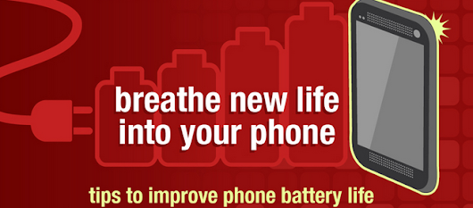 Boost Smartphone Battery Life With Several Simple Steps