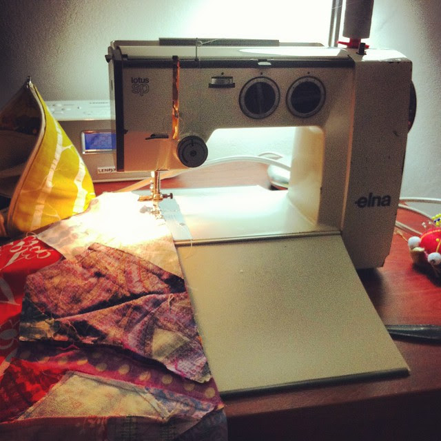15 minutes of play quilt workshop