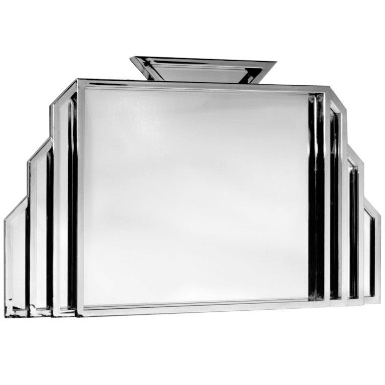 Four Art Deco Mirrors at 1stdibs