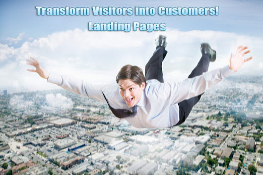 The Art of Landing Pages - 411 Locals Official Blog