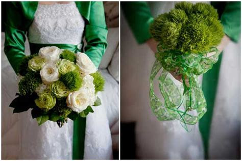Love, Luck, and Shamrocks: St. Patrick?s Day Wedding Style
