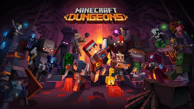 Pre-orders begin ahead of May 26 launch of Minecraft Dungeons