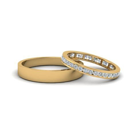 Matching Wedding Bands For Him And Her   Fascinating Diamonds