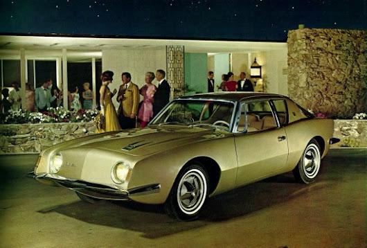 Interesting Collector Cars For Less Than $50k USD - 1963-1964 Studebaker Avanti - MyCarQuest.com