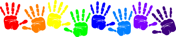 Image result for handprint line