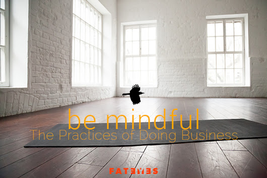The Practices of Doing Business