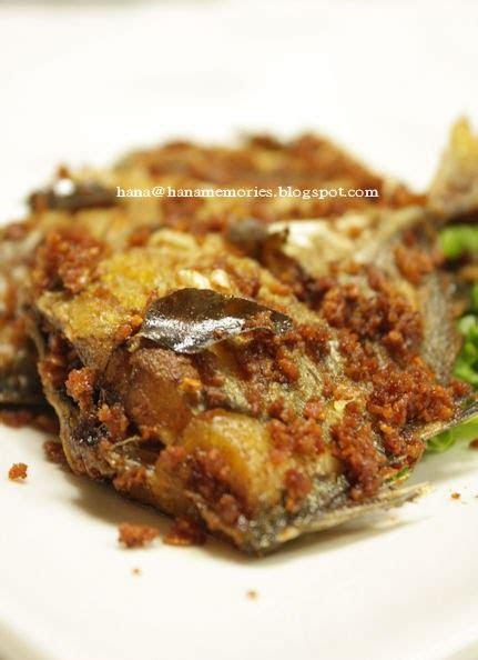hanas family ikan goreng berempah resepi ii