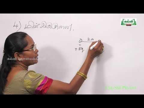 12th Physics நிலைமின்னியல் அலகு 2 Kalvi TV