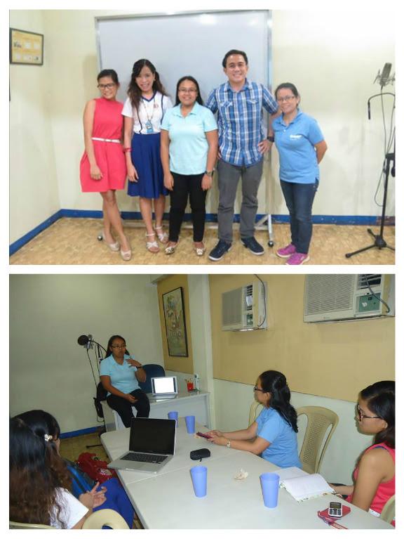 First Voice Care for Teachers Workshop November 2014