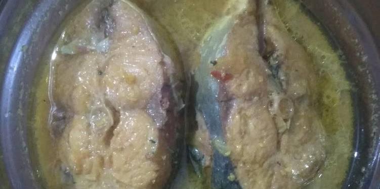 Resep Gulai Ikan Salmon Oleh Dapur Rahman
