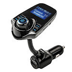 3P Experts In-Car Bluetooth Adapter Transmitter