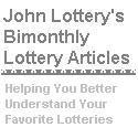 John Lottery's Bimonthly Articles