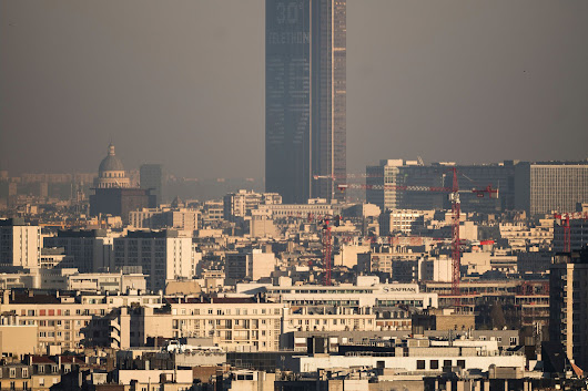 The Architectural Sacking of Paris