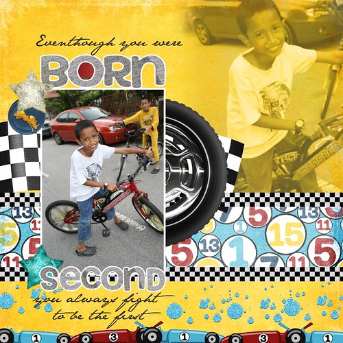born*second